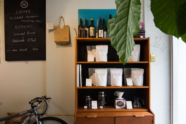 これが新しい「町のコーヒー屋さん」のカタチ。カフェ群雄割拠の時代