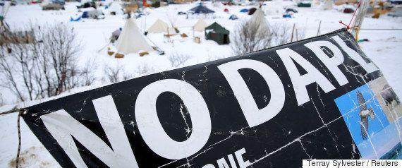 ダコタ・アクセス・パイプライン、最終区間の建設始まる アメリカ先住民は異議申し立て