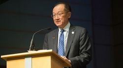 脆弱国の経済成長促進が、難民危機悪化への歯止めに-世界銀行総裁