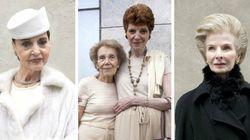 歳を重ねたNYの女性たち、その優雅な美しさ(画像)
