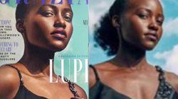 編集で髪の毛を消された…黒人のオスカー女優、ファッション誌に「心底ガッカリ」