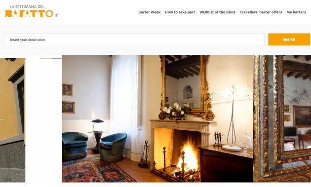 素敵な宿に無料で泊まれる。イタリアの「物々交換ウィーク」って?