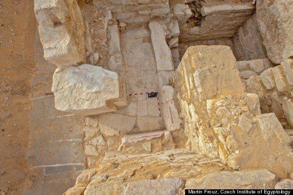 4500年間忘れられていた王妃の墓、エジプトで発見される(動画)