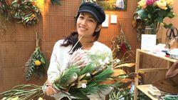 「絵に描いたような素敵な暮らしじゃなくても大丈夫」元テレ朝アナ・前田有紀さんが提案する、花のある生活