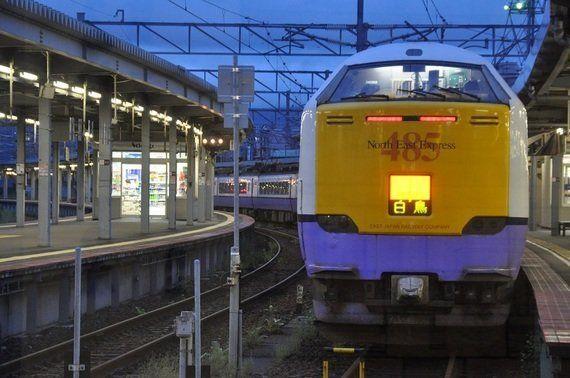 フォーエヴァースペシャル2016-「2016年で消滅」の列車-