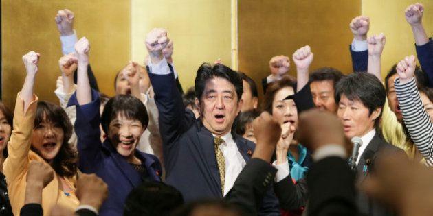 安倍首相、無投票で自民党総裁再選 野田聖子氏は立候補断念