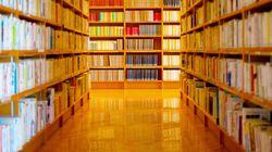 「文庫本は図書館での貸し出し中止を」