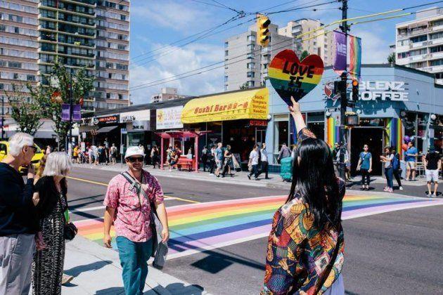 国際同性婚をした私が思うプライドパレードの意味