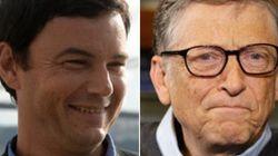 ビル・ゲイツ、「21世紀の資本」に共感するも「富裕税への増税には賛成できない」