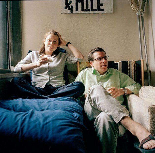 テンリーとライアン。2000年。