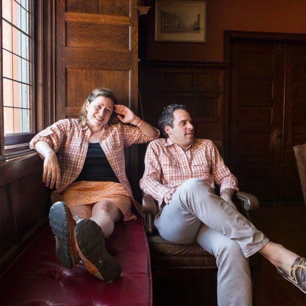 テンリーとライアン。2017年。