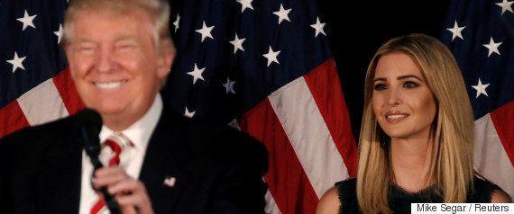 トランプ大統領、大手デパートを攻撃 娘のブランド販売中止を「不公平だ」