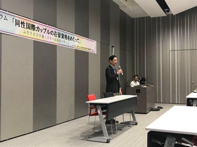 弁護士の永野靖さん