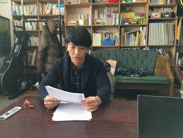 3000名以上の若者とワークキャンプを重ねてきた磯田代表。