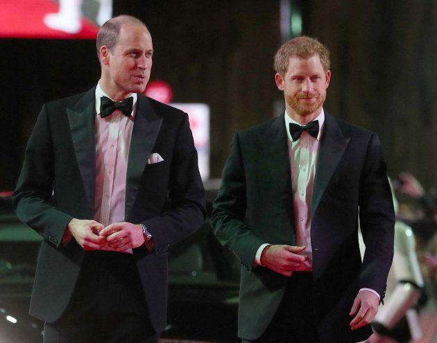 あす公開「スターウォーズ」英ウィリアム王子とヘンリー王子の出演シーン、直前でカットされた?