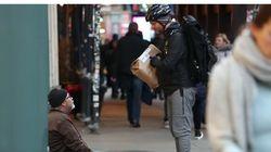 Amazonの荷物、ホームレスの人にも届く?
