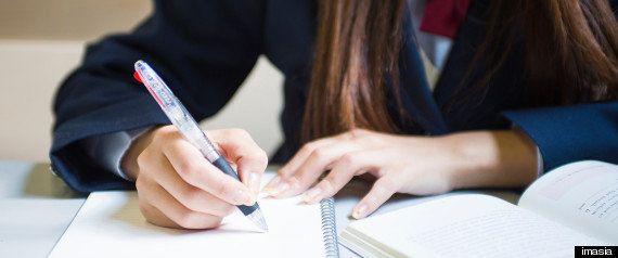 インフルエンザなら無理せず追試を 高校入試で文科省が通知