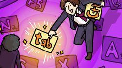 サイボウズ式:「Ctrl+Tab」にひそむ「仕事と作業の切り分け」の秘密