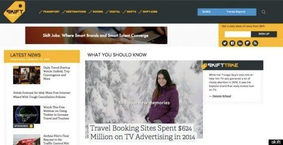旅行情報メディア「Skift」が雑誌発行へ----デジタル企業が見出す紙媒体の価値