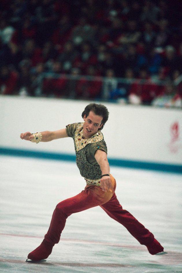1992年、アルベールビルオリンピック