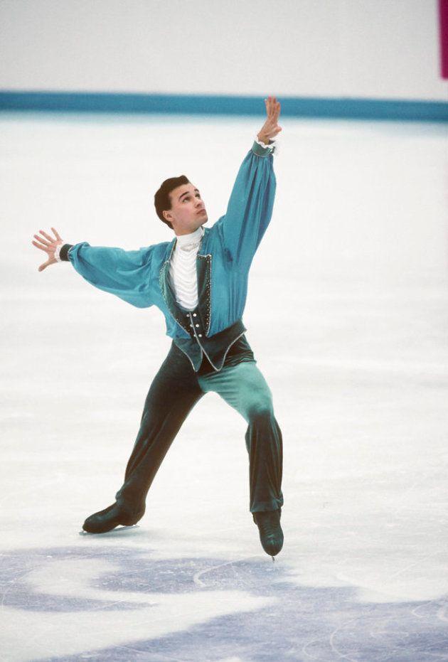 1994年、リレハンメルオリンピック