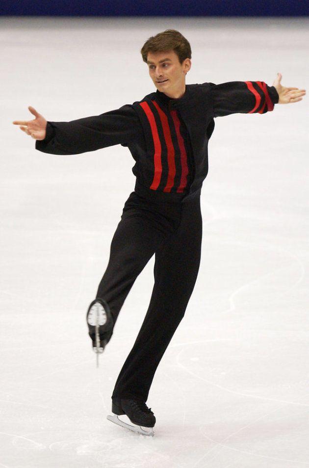 2002年、ソルトレイクシティオリンピック
