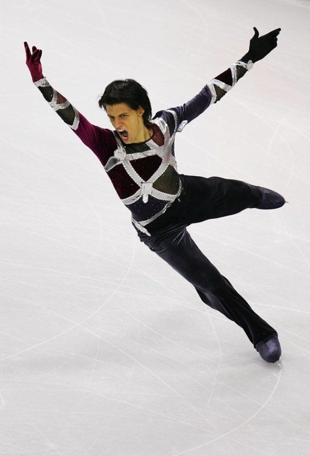 2006年、トリノオリンピック