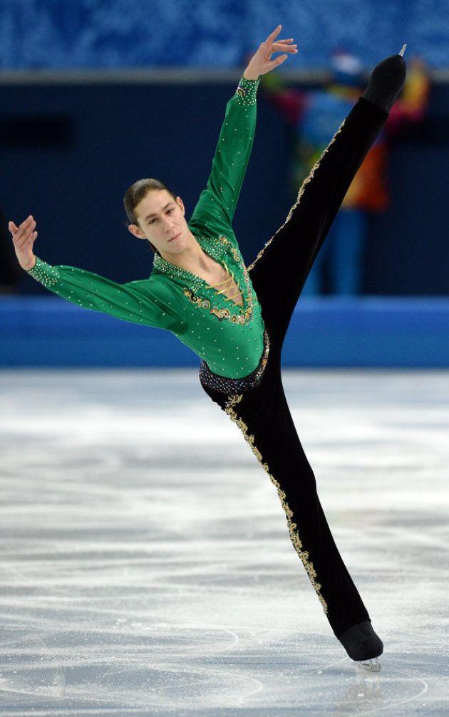2014年、ソチオリンピック
