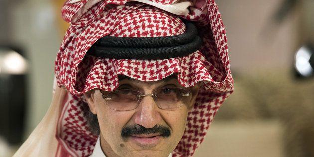 サウジアラビアの王子11人、汚職容疑で逮捕