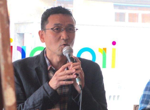 ドラマ「弟の夫」のプロデューサー、NHKエンタープライズの須崎岳さん