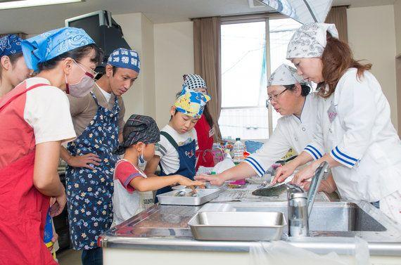 主婦からNPO代表へ 和歌山の海を次世代へ伝えるための