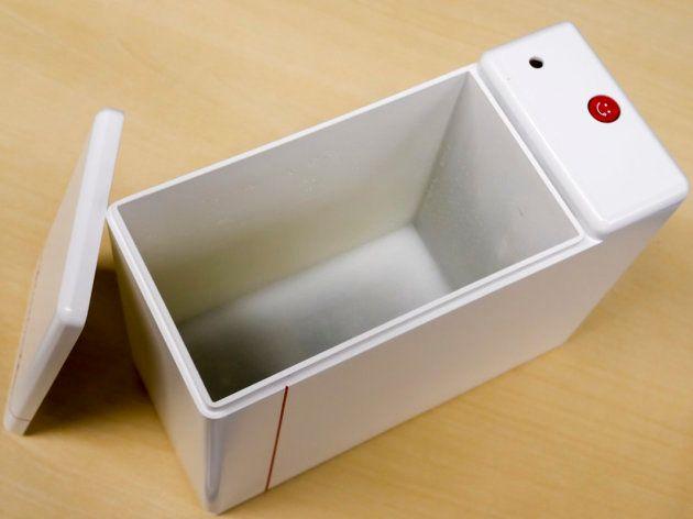弁当箱で遭難・道迷いを防ぐ「ライフラインランチボックス」が開発される