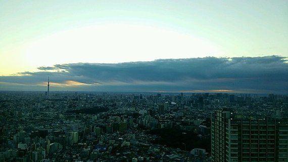 元日は冬の嵐 雪雲は太平洋側にも(相原恵理子)