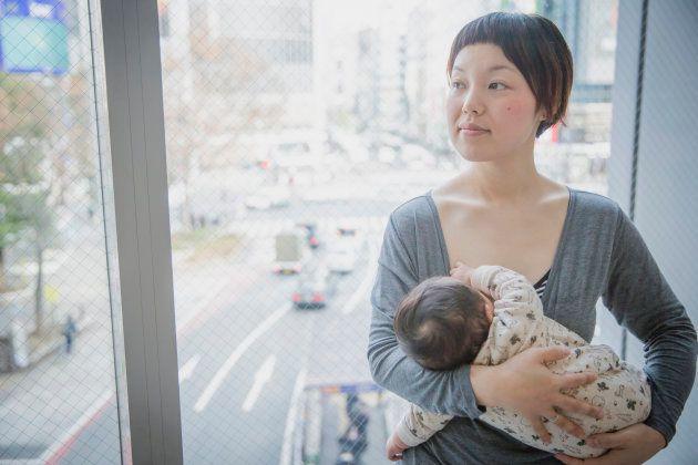 なぜ「授乳フォト」を渋谷のスクランブル交差点で撮ったのか。子育てはもっと自由でいい