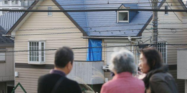 座間9遺体事件 現場のアパート