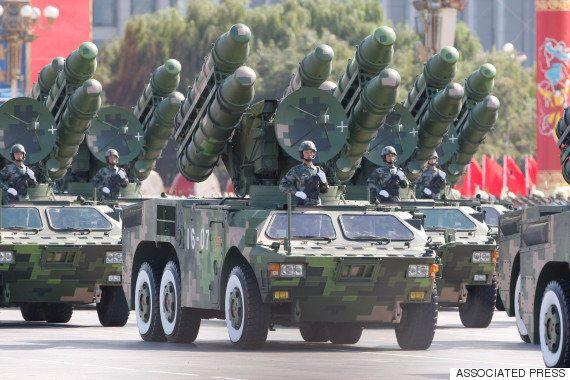 中国の軍事パレードを無視することは、なぜ愚かな間違いなのか