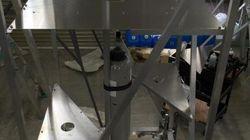 今週は吊り下げ機体で制御ロケットの実験です!―ロケット開発の現場より(75)