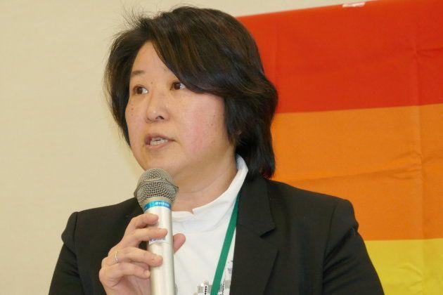 中京大学スポーツ科学部教授の來田享子さん