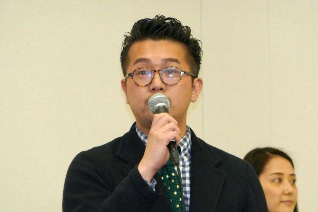 「なくそう!SOGIハラ」実行員会委員長の松中権さん