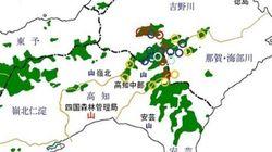 四国でのクマ分布調査「はしっこプロジェクト」、今後の展開