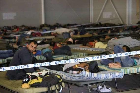 最近の難民と移住者の悲劇に関する 潘 基文