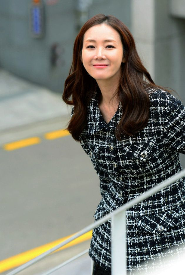 俳優のチェ・ジウさん(スポーツ東亜提供)