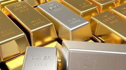 不安定なドルやダウの陰で淡々と上昇を続ける「金」と「銀」
