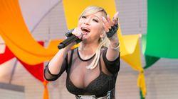 浜崎あゆみさん、東京レインボープライドで熱唱「マイノリティのひとりとして歩みたい」