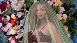 ビヨンセの妊娠写真が神々しい。「双子で喜び2倍」