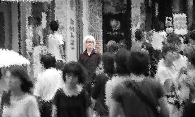 アルビノが目立つ見た目で感じる「見られている」という見えない圧は消えること無く常にある