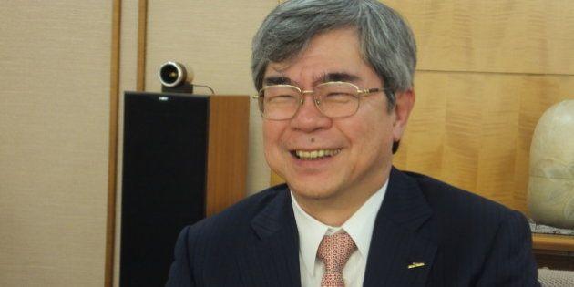 業績堅調の村田製作所「中国の若者によるスマホ乗り換えで需要増」社長インタビュー