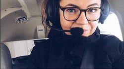 「女性と知ってたら乗らなかった」乗客からの差別を告白したパイロットに、応援の声が溢れた。