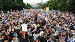 「政治に冷淡な日本人が...」