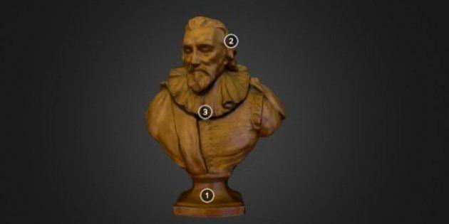 3Dプリンターで大英博物館のコレクションがコピー可能に データをネットで公開